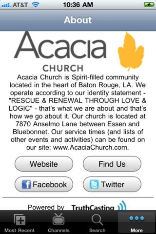 Acacia Church