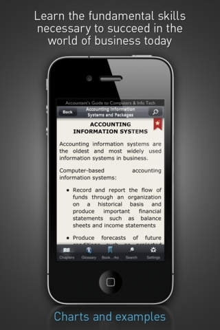 Accountant's Guide to Information Technology - MBA Learning Solutions for iPhone