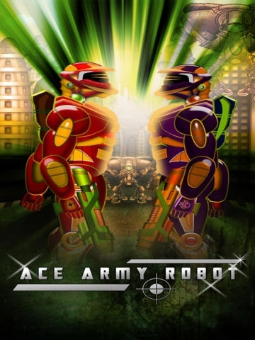 Ace Army Robot - The Mission