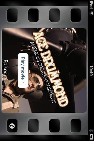Ace Drummond - Episode 1 'Where East Meets West' - Films4Phones