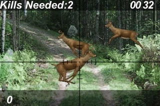 Ace Hunter: Whitetail Deer Hunt: Facebook connect edition