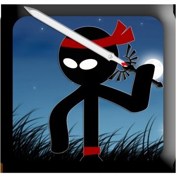 Ace Ninja Stickman - Mega Slash Madness