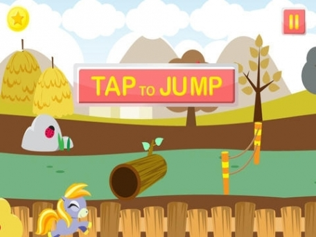 Ace Pony Jumping - Choose your friends in this fun kids game