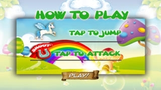 Ace Unicorn Adventure - Jump to Glittery Rainbow Kingdom