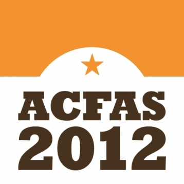 ACFAS 2012 Annual Conference