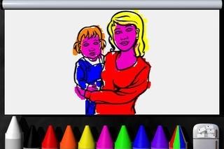 Adam's Art - Coloring Book