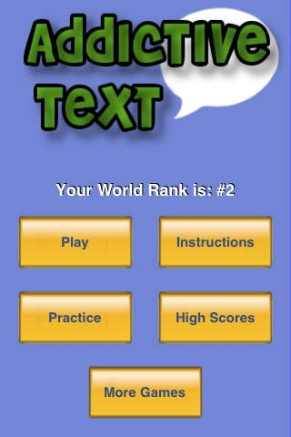 Addictive Text
