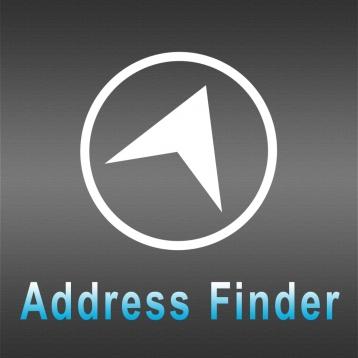 Address finder pin on world map navigation app review ios 199 address finder pin on world map gumiabroncs Choice Image