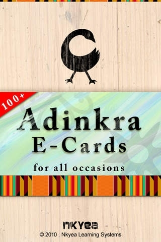 Adinkra E-Cards