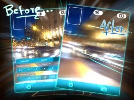 Adjustable Camera Shutter Lite