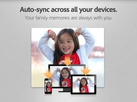 Adobe Revel - Cloud access for all your photos and videos