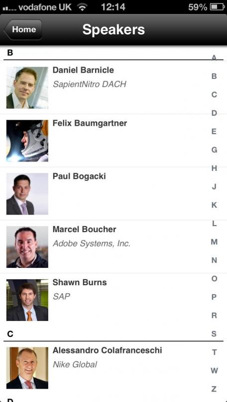 Adobe Summit 2013 – EMEA