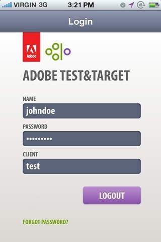 Adobe® Test&Target™