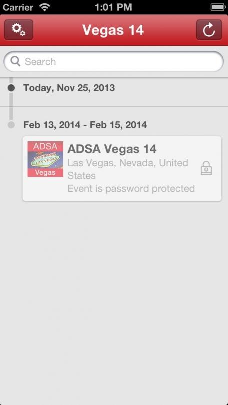 ADSA Las Vegas 2014