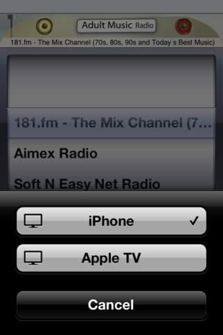 Adult Music Radio