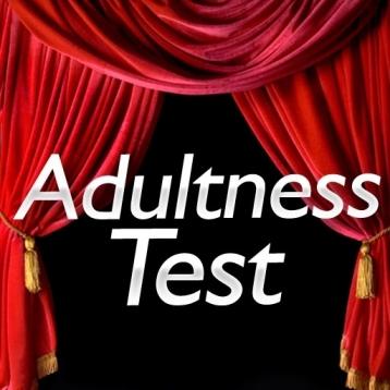 Adultness Test