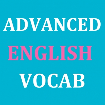 Advanced English Vocab 5000