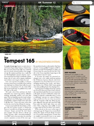 Adventure Kayak Magazine