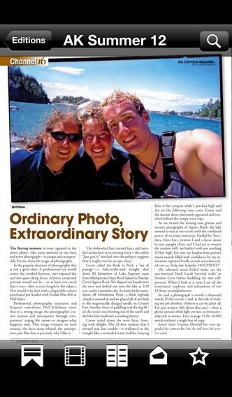 Adventure Kayak Magazine