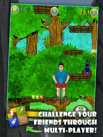 Adventure Mega Kid Jump Gold - The Best Health & Fitness Awareness Game