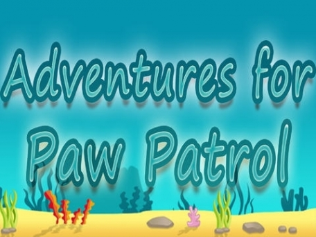 Adventures for Paw Patrol