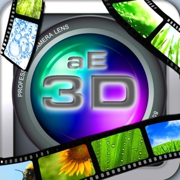 aE 3D Camera
