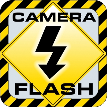 aE Camera Flash