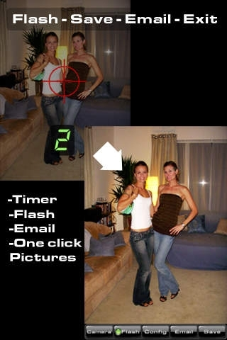 aE Camera Flash