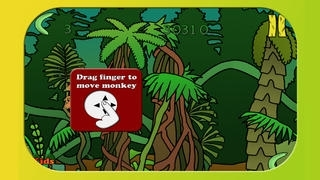 Monkey Zoo Banana Escape Story - Baby Gorilla, Ape, Chimp in Jungle Tale of Freedom from the Evil Zookeeper & Snake - Free iPhone/iPad Edition Game