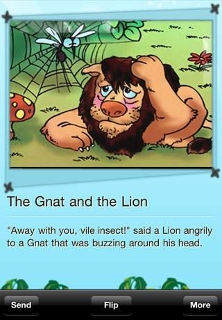 Aesop's Fables Bedtime Stories