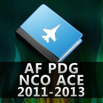 AF PDG NCO ACE 2011-2103