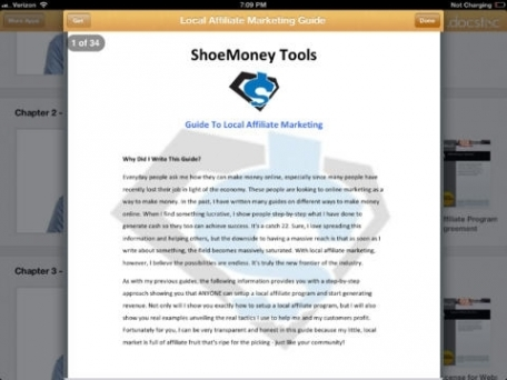 Affiliate Marketing with ShoeMoney