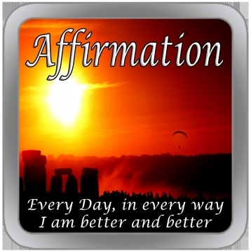 Affirmation for iPhone