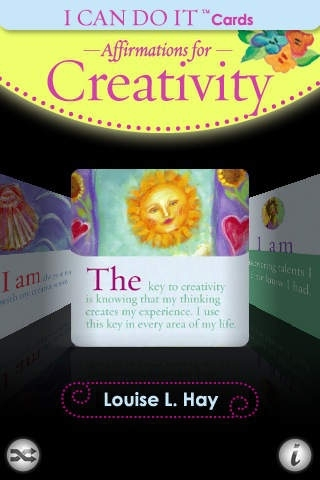 Affirmations for Creativity - Louise L. Hay