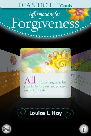 Affirmations for Forgiveness - Louise L. Hay