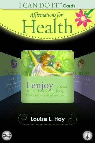 Affirmations for Health - Louise L. Hay