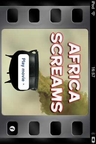 Africa Screams - Films4Phones