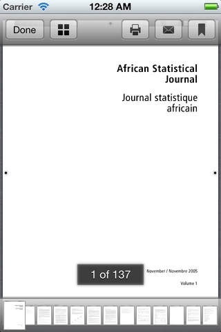 African Statistical Journal