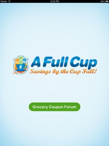AFullCup Grocery Coupon Forum