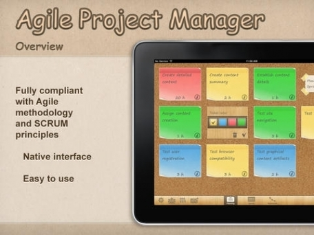 Agile Project Manager (Scrum Sprint Planner)