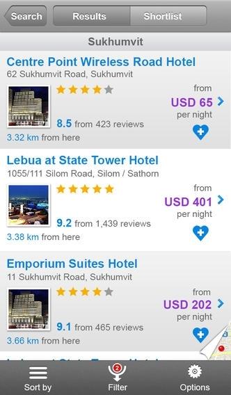 Agoda.com - Smarter hotel booking