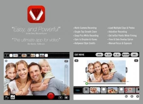 Vizzywig - Video Editor Movie Maker and Multi Camera Film Edit Effects Slideshow Music Editing Credits App