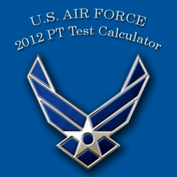 Air Force PT 2012