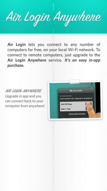 Air Login