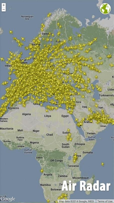 Air Radar