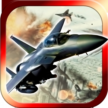 Air Sky Fighter - Uber Free 3d Jet Fighter Endless Multiplayer Action HD Edition Game