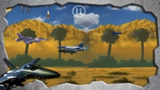 Air Sky Fighter - Uber Free 3d Jet Figther Endless Action Game