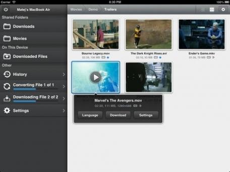 Air Video HD