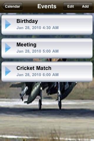 Aircraft Calendar 2011