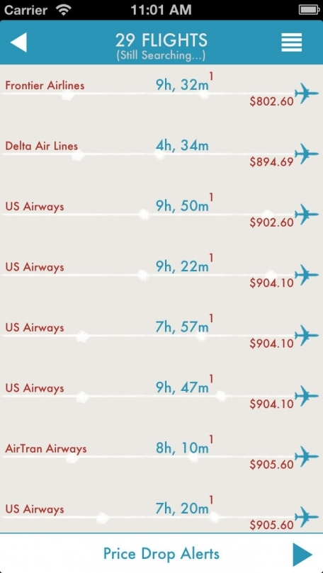 Airfare Pro - the Cheapest Flights, the Most Search Options
